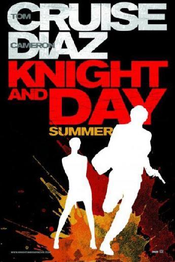 Knight and Day est dévoilé à Séville